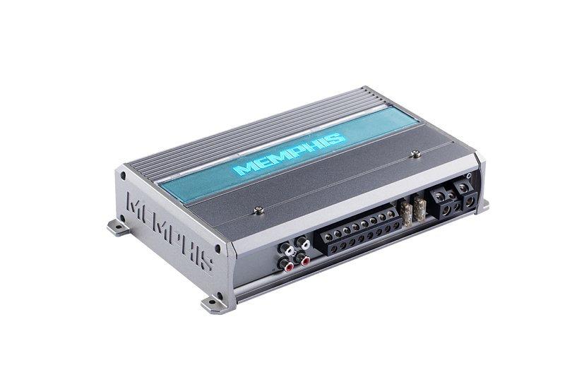 Memphis Audio - 480W - 4-Channel