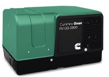 Onan QG 2500 for RV