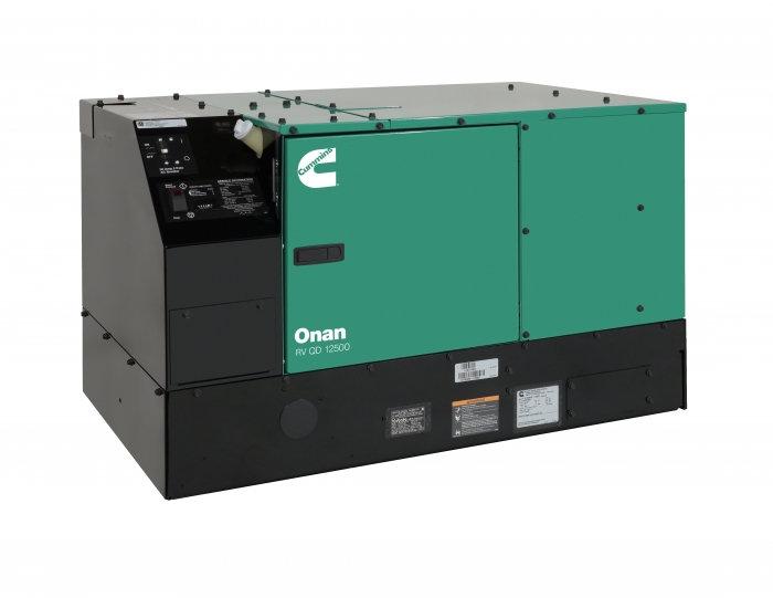 Onan QD 12500 for RV