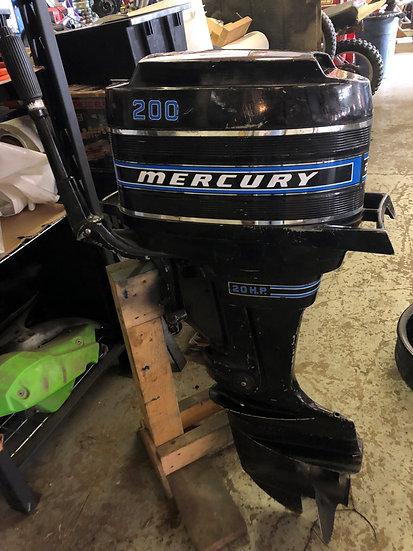 Mercury 20 HP 2 Stroke