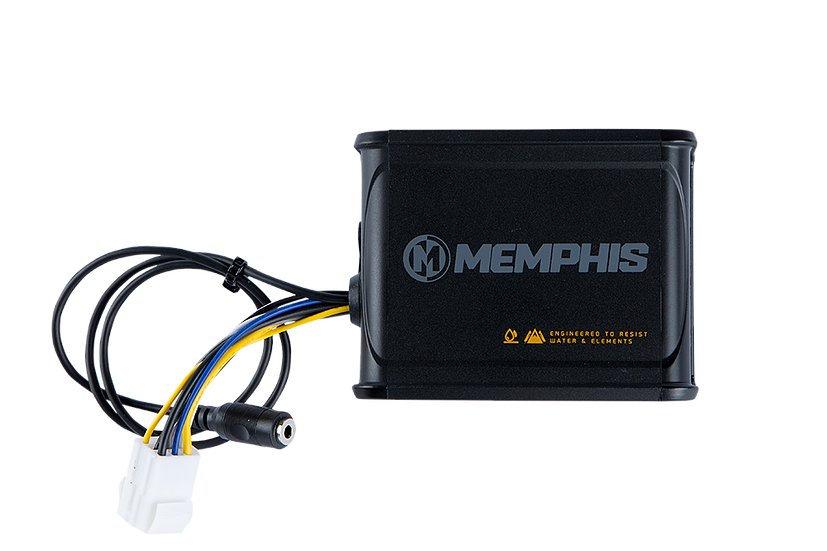 Memphis Audio - 2x50w - 2-Channel