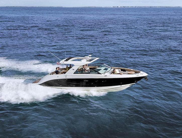 Sea Ray Boat Cover