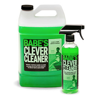 BABE's Clever Cleaner
