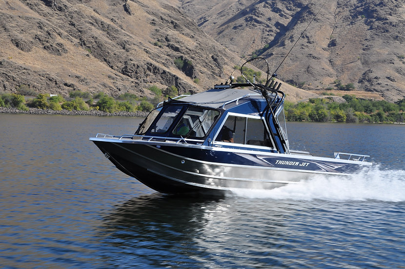 Thunder Jet Boat Covers