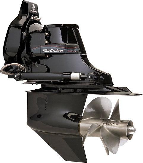 Bravo 3 Sterndrive- Quicksilver Reman