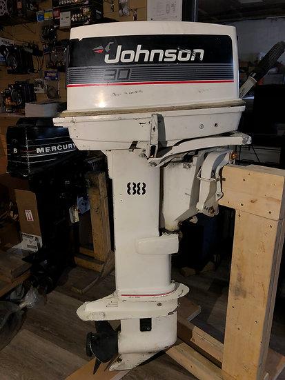 Johnson 30 HP 2 Stroke Outboard