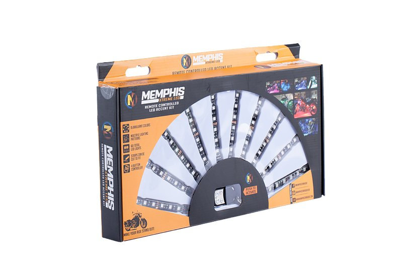 Memphis Audio - Keychain Controlled LED Kit