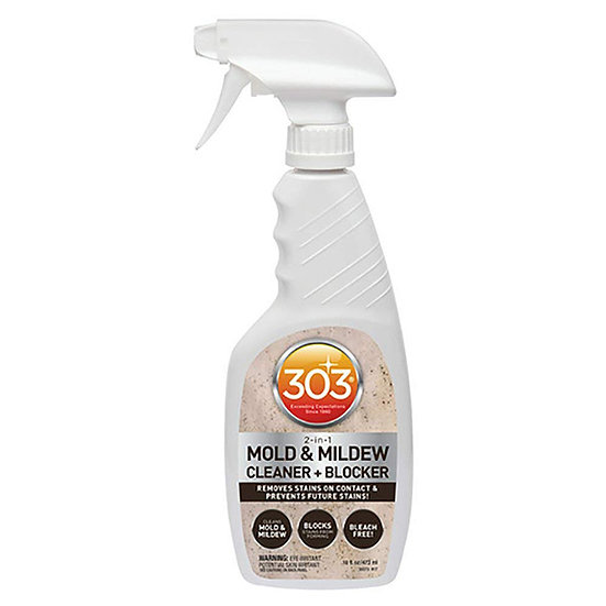 303 - Mold and Mildew Cleaner + Blocker - 32oz.