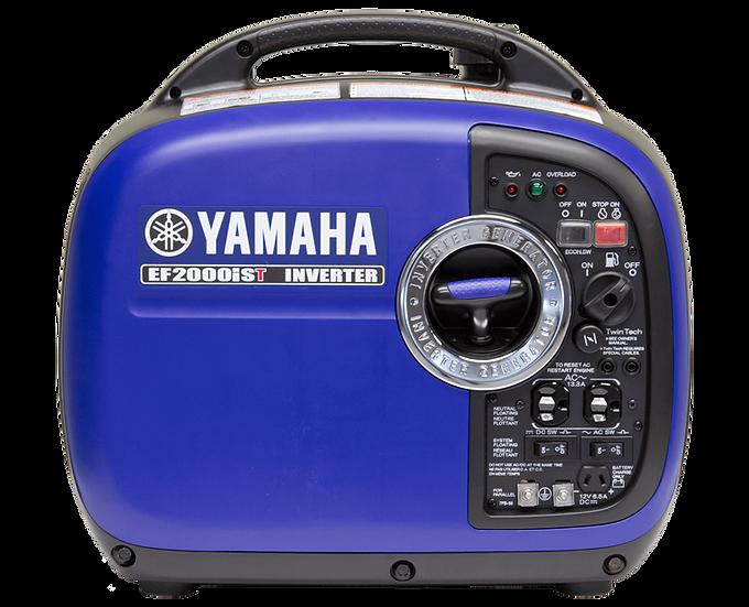 Yamaha EF2000iST Inverter Portable Generator