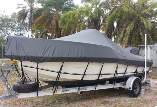 Carver - Styled-To-Fit Boat Covers