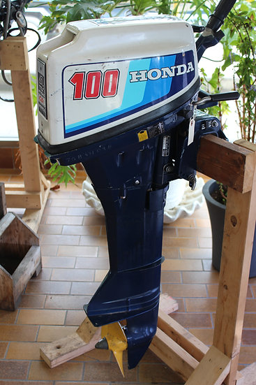 1984 Honda 10Hp Outboard