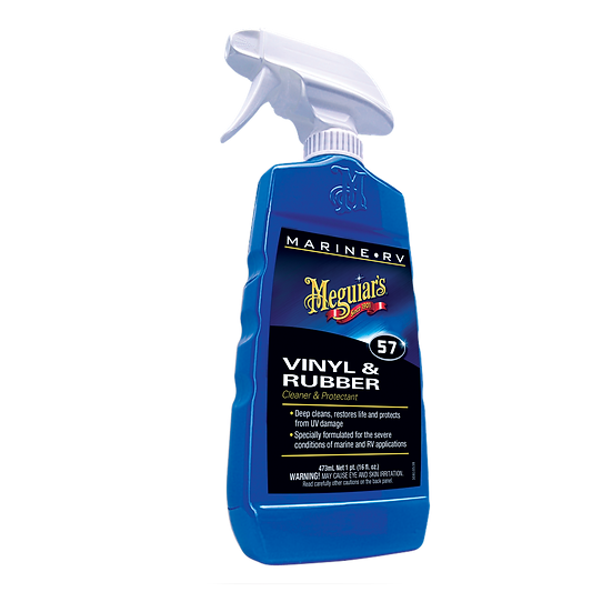 Meguiar's Vinyl And Rubber Cleaner/Protectant - 16 oz.