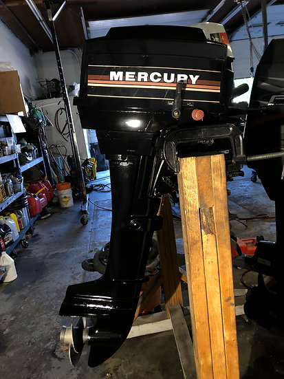 Mercury 7.5 Hp Long Shaft