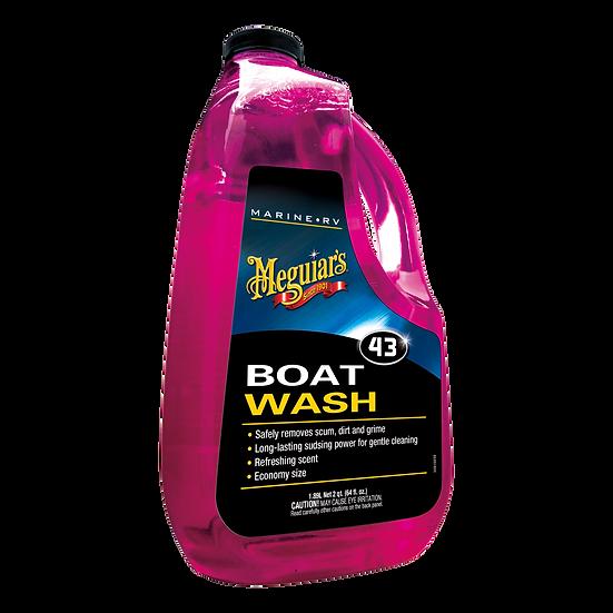 Meguiar's Boat Wash - 1.89 L