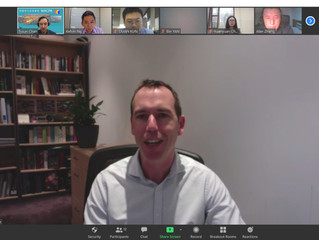 Second Successful Virtual Australia-China Networking