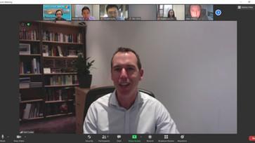 Second Successful Virtual Australia-China Networking