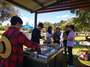 WACPA social BBQ delivers a great day out