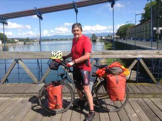 Lausanne-Rouen par la vallée du Rhône et le Canal du Midi - Mai 2017