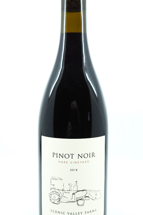 2018 No Sulfur Pinot Noir