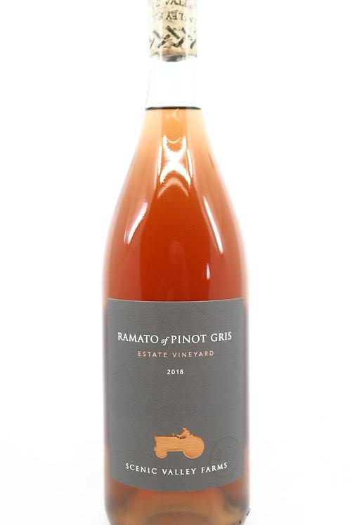 Ramato of Pinot Gris