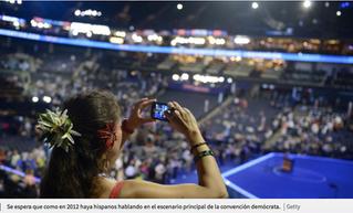 La Convención Nacional Demócrata pone el ojo sobre los hispanos | Univision.com