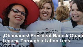 ¡Obámanos! President Barack Obama's legacy, through a Latino lens | NBC News