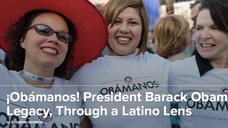 ¡Obámanos! President Barack Obama's legacy, through a Latino lens | NBC News