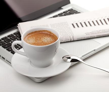 let's chat about your next project over café con leche