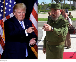 Years before Mexican comments, Trump said Castro was sending criminals to U.S. | Buzzfeed