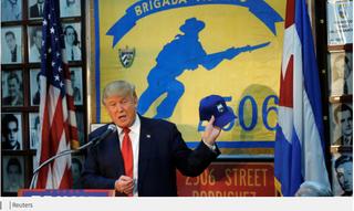 Trump y su futura relación con Cuba después de la muerte de Fidel | Univision.com