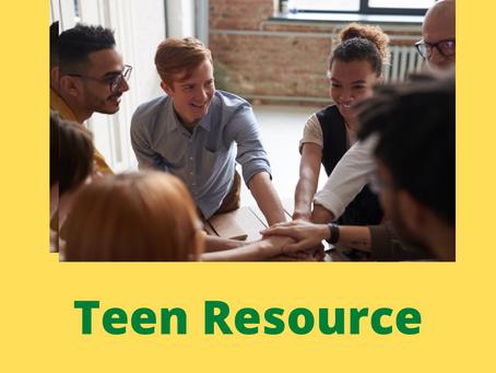 Teen Resource – Respect Diversity Foundation