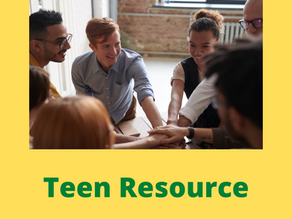 Teen Resource - Boys Town Hotline
