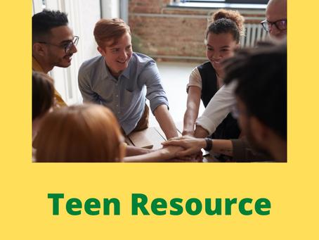 Teen Resource - High School