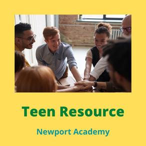 Teen Resource - Newport Academy