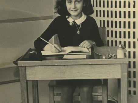 Inspiring People - Anne Frank