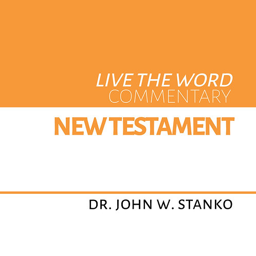 Live the Word New Testament Commentary