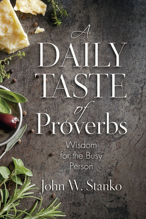 A Daily Taste of Proverbs