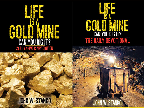 Life is a Gold Mine - 20th Anniversary (2-book set)