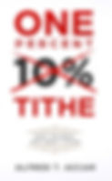 One Percent Tithe - Front Cover.jpg