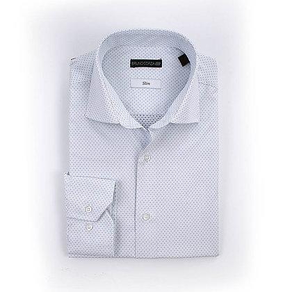 Camisa de Vestir Color Blanca