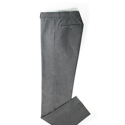 Pantalón de Vestir slim fit en color gris