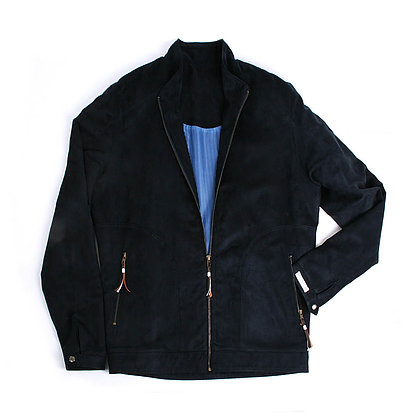 Chamarra Sportswear Slim Fit Marino