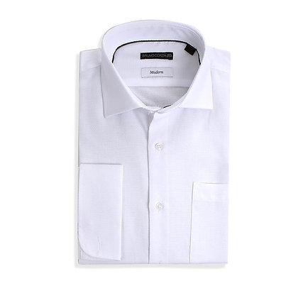 Camisa Modern Fit para mancuernilla