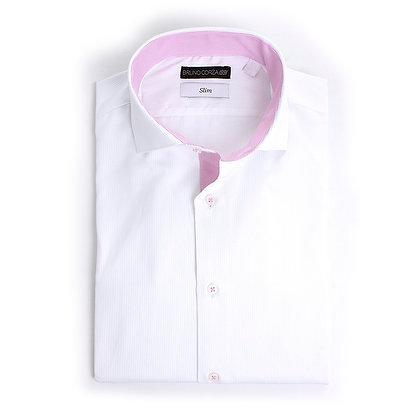 Camisa Slim Fit blanca