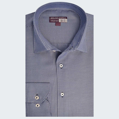 Camisa Slim Fit  4e18578fa1a