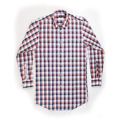 Camisa Modern Fit cuadros