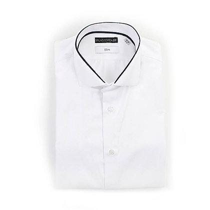 Camisa de Vestir Blanca