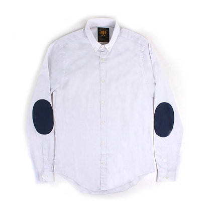 Camisa Slim Fit gris