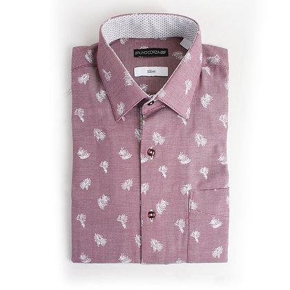 Camisa Slim Fit algodón