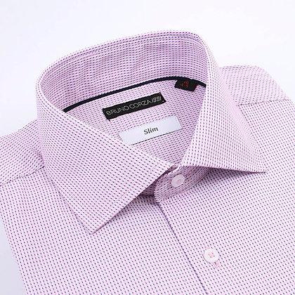 Camisa de Vestir Color Rosa